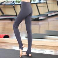 瑜伽服紧身运动裤女速干健身房跑步瑜珈舞蹈显瘦踩脚裤 支持礼品卡支付