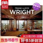 包邮Frank Lloyd Wright 弗兰克劳埃德莱特 伟大的建筑设计师