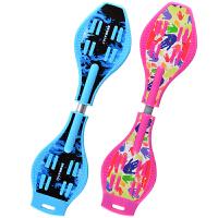 儿童二轮滑板车男孩女生2两轮蛇板游龙板