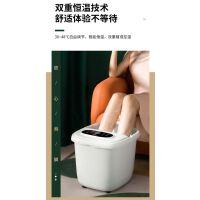 足浴盆全自动按摩电动加热恒温洗脚盆小型家用泡脚桶机151kb6