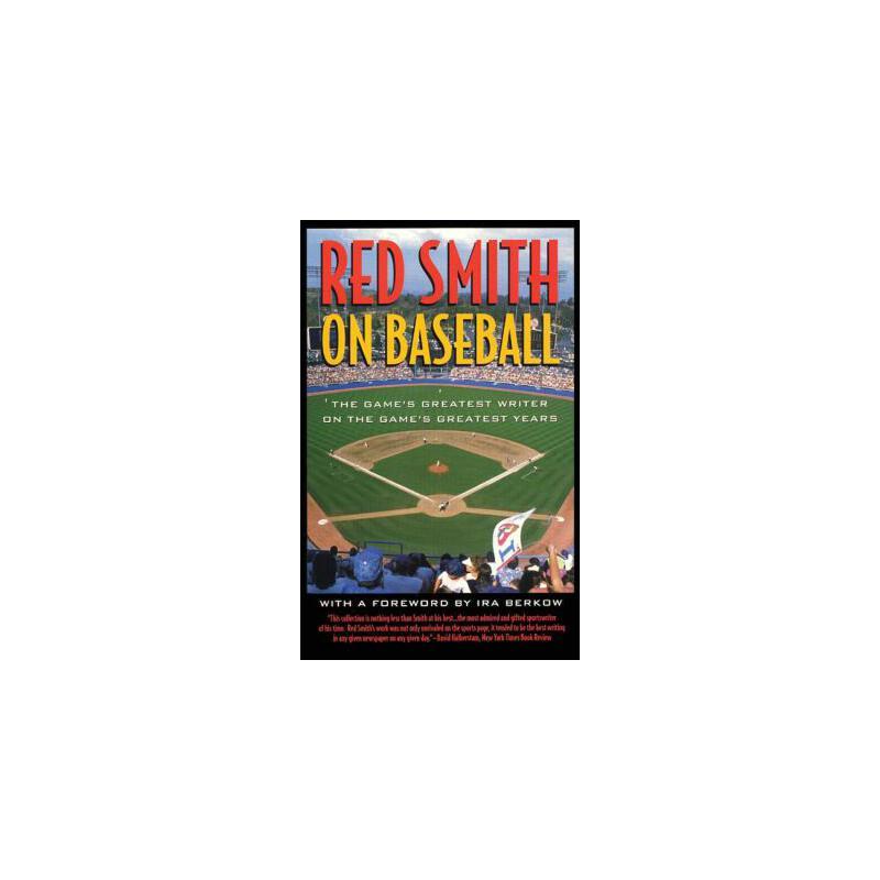 【预订】Red Smith on Baseball: The Game's Greatest Writer on the Game's Greatest Years 预订商品,需要1-3个月发货,非质量问题不接受退换货。