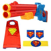 软弹枪可发射小孩角色扮演套装男孩礼物儿童玩具枪