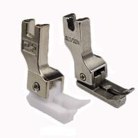 平车压脚 工业缝纫机配件 平车平缝机电脑平车全钢止口压脚 塑料高低压脚