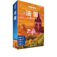 LP法国 孤独星球Lonely Planet旅行指南系列-法国(第三版)