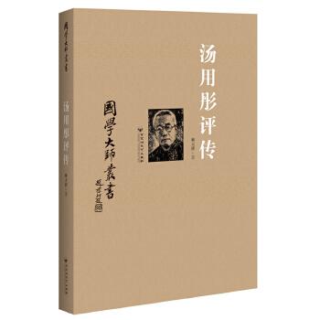 汤用彤评传(pdf+txt+epub+azw3+mobi电子书在线阅读下载)