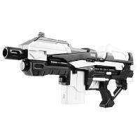 雷焰极光电动连发安全软弹枪儿童玩具枪狙击枪弹夹式男孩生日礼物