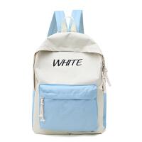双肩包女森系大学生韩版高中初中学生旅游包背包轻度少女书包