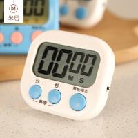 倒计时器厨房烘焙商用磁铁奶茶店学生电子定时器提醒器超大声家用