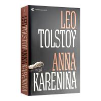 安娜卡列尼娜 英文原版 Anna Karenina 英文版 托尔斯泰文学小说 世界名著 正版进口英语书籍
