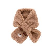YOUGE幼歌 儿童保暖围巾冬装婴幼儿可爱动物造型围脖洋气宝宝套脖