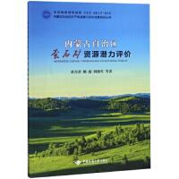 内蒙古自治区萤石矿资源潜力评价 孙月君,赖波,刘和军 等 9787562543244