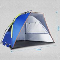 钓鱼帐篷 户外单人防雨防晒垂钓帐篷野外遮阳超轻便携装备套装