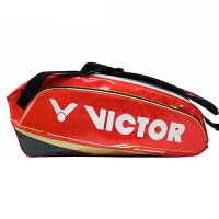 VICTOR/胜利 羽毛球包 BR9202LTD 威克多12支装双肩背拍包