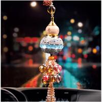 汽车挂件水晶车载车上平安符车内挂饰香水吊坠吊饰摆件饰品