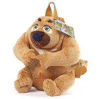 【特惠】2019优选熊出没儿童书包可爱卡通男女童幼儿园小班宝宝双肩背包熊大熊二