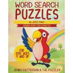 【预订】Word Search Puzzles for Kids Ages 9 and Up: Making Smar