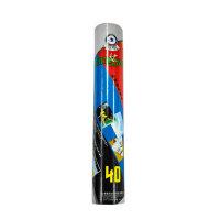 HANGYAN/航燕 40羽毛球 鸭毛球 专业比赛球 业余专用球 训练球 HYP-40 12只装