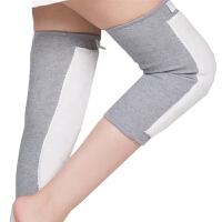 羊毛护膝保暖护膝老寒腿男女士老年关节冬季加绒加厚羊毛保暖护膝 灰色