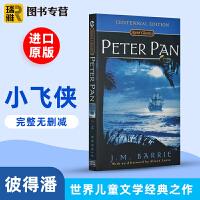 Peter Pan 彼得潘 英文原版小说 儿童文学经典 英文版正版进口英语书籍