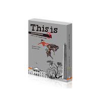 THIS IS米先生的世界旅游绘本・第三季(全4册)