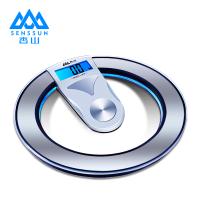 香山电子称 体重秤家用电子秤人体秤体重称体重计健康秤
