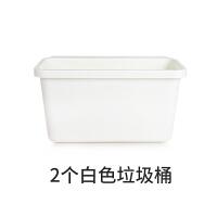 厨房挂式垃圾桶橱柜门家用卫生间无盖筒桌面小垃圾桶