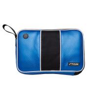 乒乓球拍套斯蒂卡拍套乒乓球拍套包乒乓球包乒乓球套方形包 G1409047蓝色格纹