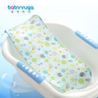 婴儿洗澡架 防滑宝宝浴架 儿童洗澡沐浴架沐浴网 洗澡网沐浴床支架