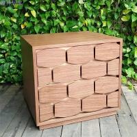 实木现代简约床头柜 床头收纳柜实木床头柜 整装