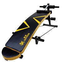 家用多功能 收腹机健身器材仰卧起坐板健腹板
