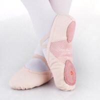 新品舞蹈鞋软底练功鞋芭蕾舞鞋猫爪鞋跳舞鞋形体瑜伽鞋