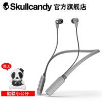 SKULLCANDY INKD 2.0 WIRELESS(音客无线)蓝牙运动入耳耳机 水泥灰