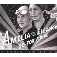 Amelia and Eleanor Go for a Ride艾米利亚和埃莉诺(哥伦比亚大学推荐童书)ISBN978