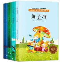 纽伯瑞儿童文学奖获奖作品兔子坡等全4册