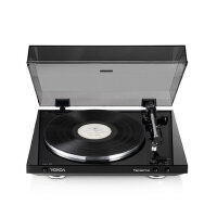 T50黑胶唱片机 LP黑胶唱机复古小型家用电唱机留声机 铁三角唱针