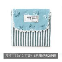 装卫生巾的小袋子 收纳包女大容量月事包m巾便携袋子装放姨妈巾的小包包