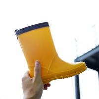 儿童雨鞋轻款儿童雨靴防滑水鞋男女童雨鞋