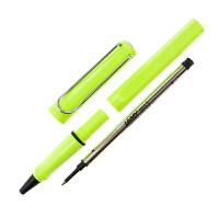 德国LAMY/凌美safari 狩猎者 伊甸绿/亮绿 签字笔/宝珠笔 凌美宝珠笔 水笔 学生商务签字笔 凌美签字笔礼品
