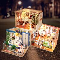 儿童玩具小女孩生日礼物过家家娃娃屋