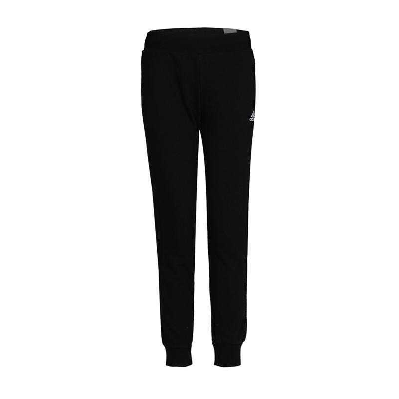 Adidas阿迪达斯女装运动裤 2018新款训练休闲透气收口小脚长裤 DT8325 训练休闲透气收口小脚长裤