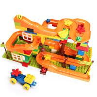 儿童早教组装积木玩具益智塑料拼插3-4-6岁男孩女孩