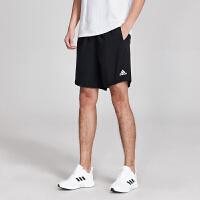 adidas阿迪达斯男服跑步运动短裤2019新款梭织吸汗休闲运动服DQ2557