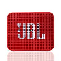 JBL GO2音乐金砖二代 便携式蓝牙音箱低音炮户外音箱迷你小音响 可免提通话防水设计 宝石红