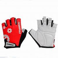 山地自行车短指骑行手套半指手套骑行装备减震防滑透气户外运动男女手套