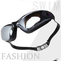 泳镜高清防雾防水游泳眼镜近视泳帽套装男士女士儿童游泳装备