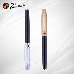 毕加索(pimio)美工钢笔 906铱金钢笔男女士办公学生书法笔练字墨水笔钢笔商务礼品笔