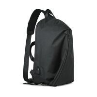 男士单肩包韩版大容量斜挎电脑背包潮男青年书包休闲旅行包包胸包defh