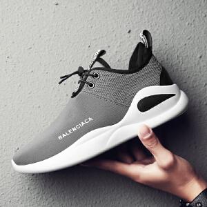 Mr.zuo运动鞋男鞋春季跑步鞋男士鞋子复古运动鞋男板鞋休闲鞋男子跑步鞋