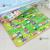 婴儿防摔地垫儿童地垫卧室铺满地板宝宝爬行垫加厚海绵垫家用