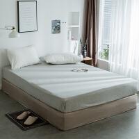 天竺棉针织棉全棉床罩席梦思棕垫1.2米1.5 1.8米床